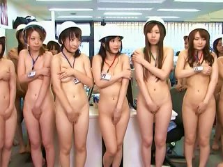 Naked Japanese  Fuck And Tease Eachother